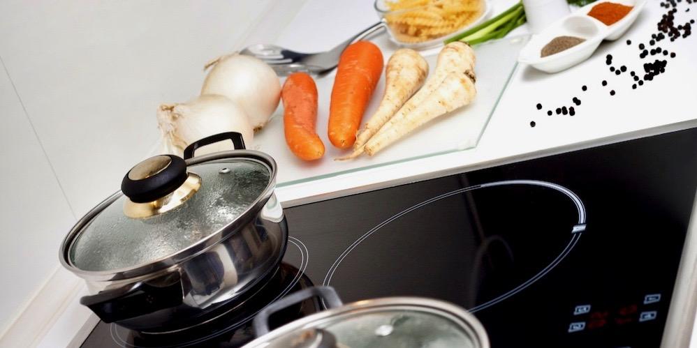 zdrowe gotowanie na kuchence elektrycznej