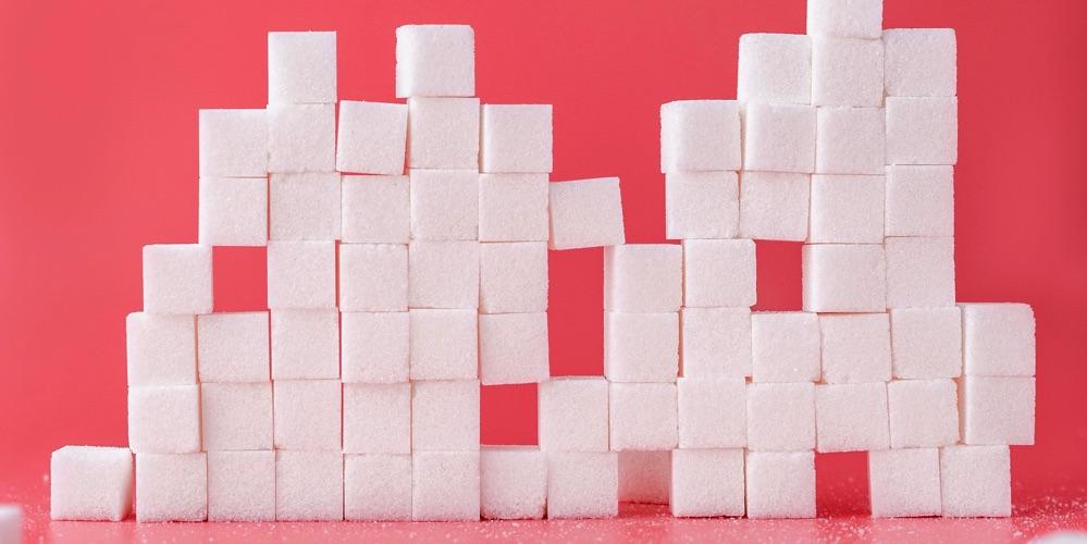 Zdrowe zamienniki cukru cukier w kostkach